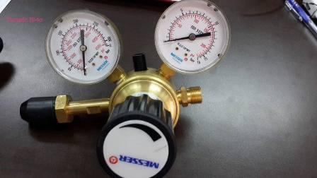 đồng hồ giảm áp oxy